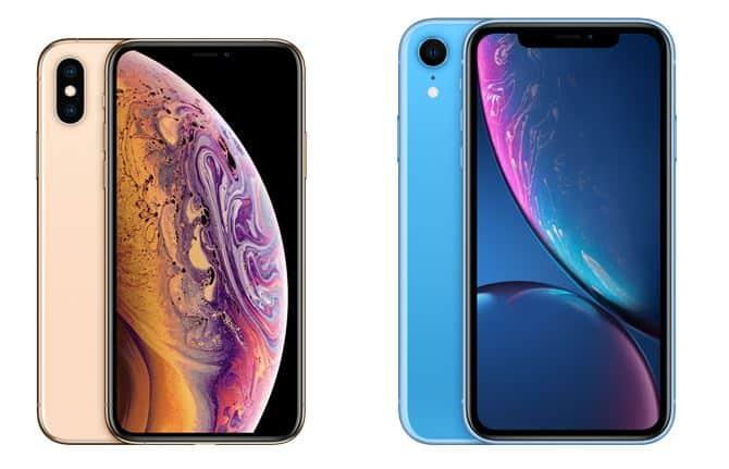 Apple retušuje výrez displeja na iPhone XS. Model XR ho ale má - svetapple.sk