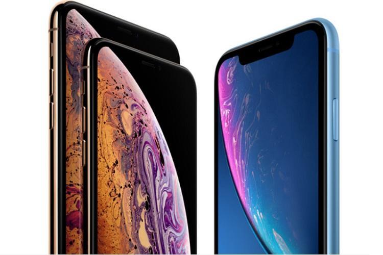 Apple retušuje výrez displeja na iPhone XS. Model XR ho ale má - svetapple.sk 1