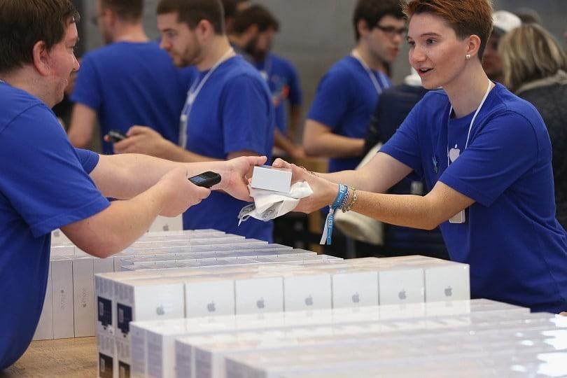 Tipnite si koľko ľudí pracuje v Apple - svetapple.sk