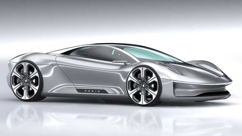 Apple Eve Sports Car - bodaj by to bola realita - svetapple.sk