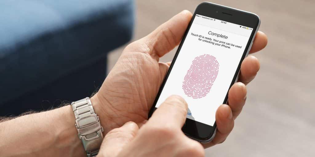 Touch ID v displeji môže byť onedlho realitou. - svetapple.sk