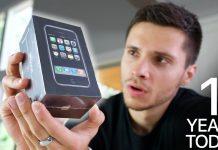 iPhone 2G Unboxing - svetapple.sk