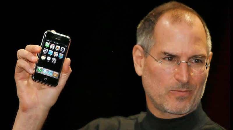 iPhone 2G oslavuje 12. rokov od svojho predstavenia. - svetapple.sk