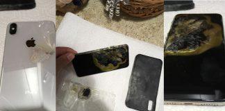 iPhone XS Max začal horieť. Apple prípad vyšetruje. - svetapple.sk