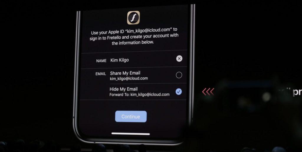 Sign In with Apple ako bude geniálna služba fungovať? - svetapple.sk