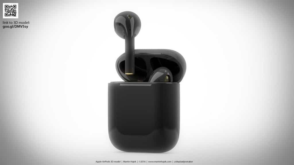 AirPods v čiernej farbe. Je šanca, že ich Apple predstaví? - svetapple.sk