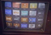 Apple TV a starý televízor. Takto vyzerá technológia v podaní retro. - svetapple.sk