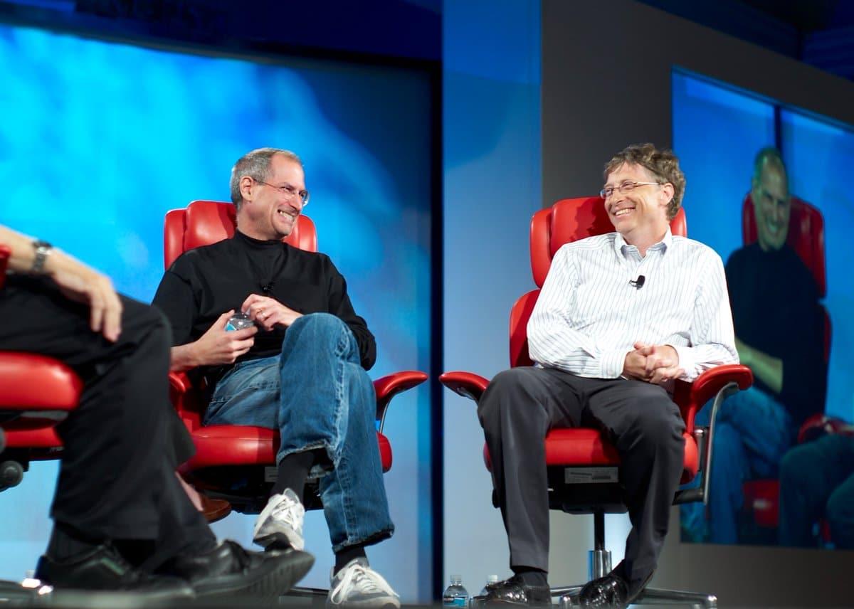Bill Gates v roku 1997 investoval do Apple 150 miliónov dolárov. - svetapple.sk
