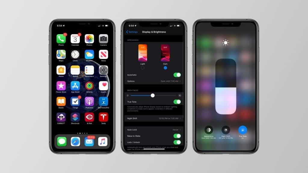 Dark Mode v iOS 13. Pozrite sa naň podrobne. - svetapple.sk