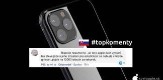 Dizajn iPhonu XI (2019) priniesol na slovenskom internete vlnu kritiky. #topkomenty - svetapple.sk