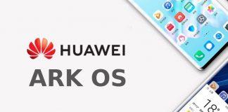 Operačný systém Huawei - unikli prvé screenshoty - svetapple.sk