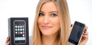 Originál iPhone 2007 unboxing. Pozrite sa na nedávnu minulosť. - svetapple.sk