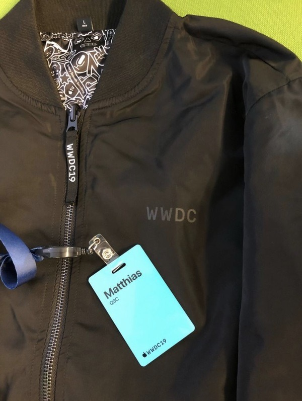 Originálna bunda od Apple, ktorú si nikdy nekúpiš. - svetapple.sk
