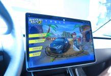 Tesla podporuje videohry. Na kokpite si zahráš populárnu racingovku. - svetapple.sk