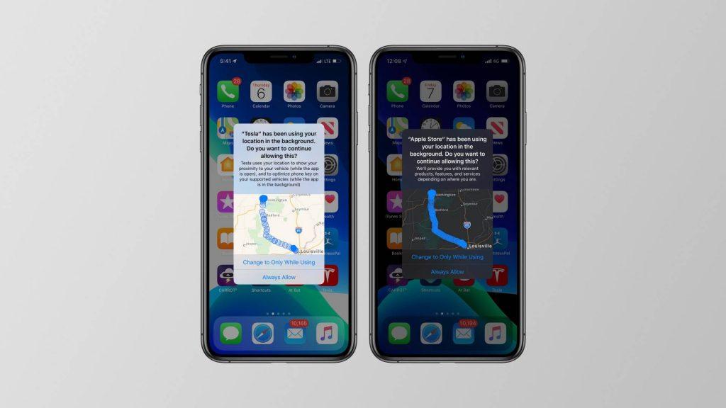 iOS 13 vám povie, kde vás sledovali aplikácie. - svetapple.sk