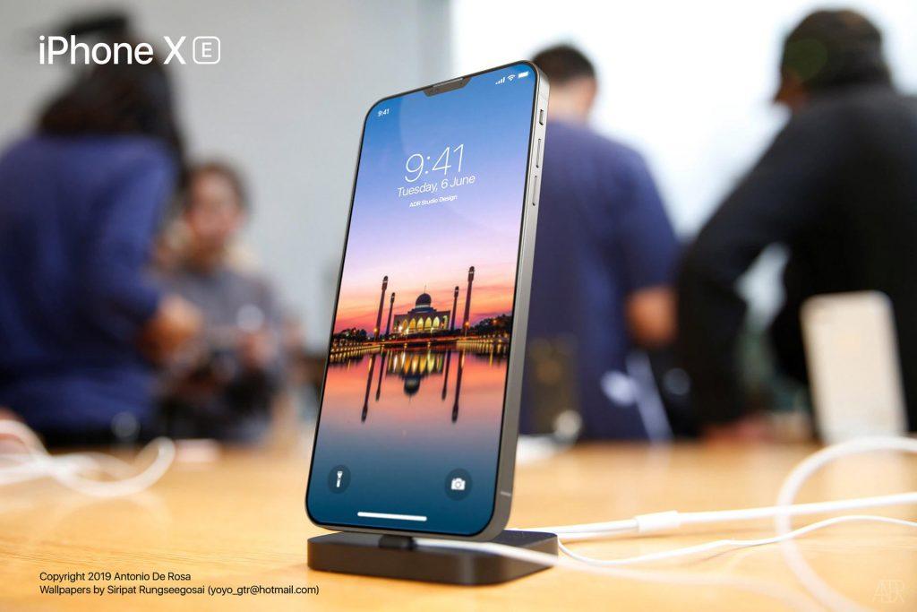 iPhonu narastie v roku 2020 displej. Podporovať bude nové pripojenie.