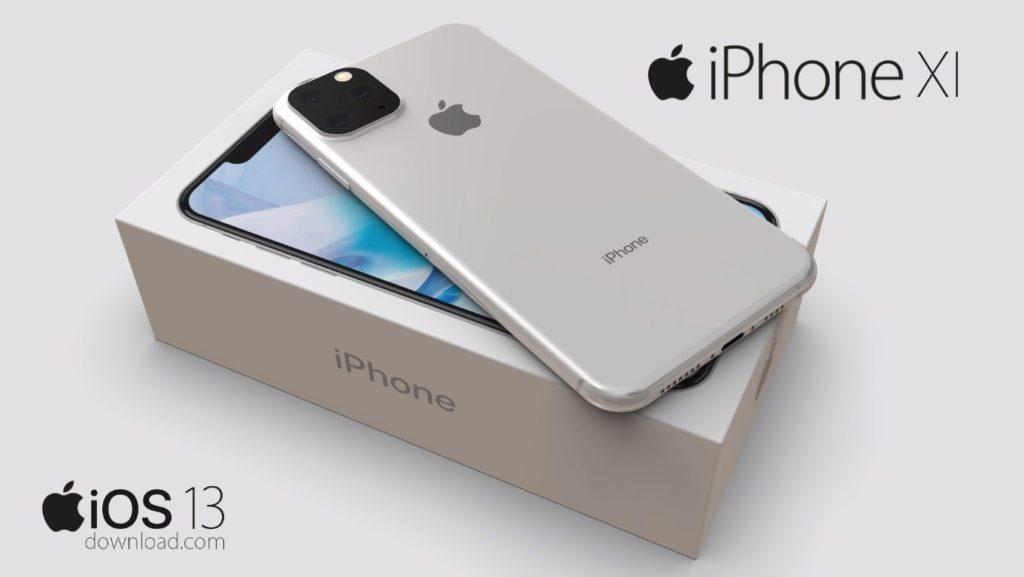 iPhone XI (2019) a fotorealistické rendery. - svetapple.sk