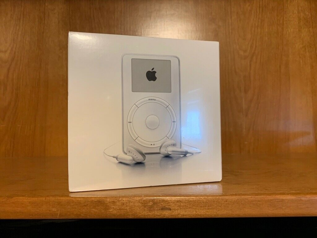 iPod prvej generácie za 20 000$? Zberateľský kus má neuveriteľnú hodnotu. - svetapple.sk