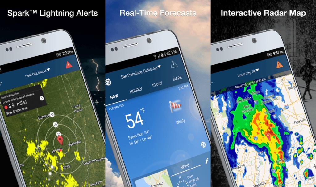 Aplikácia, ktorá vám o počasí povie úplne všetko. Sťahujte ju zadarmo!- svetapple.sk