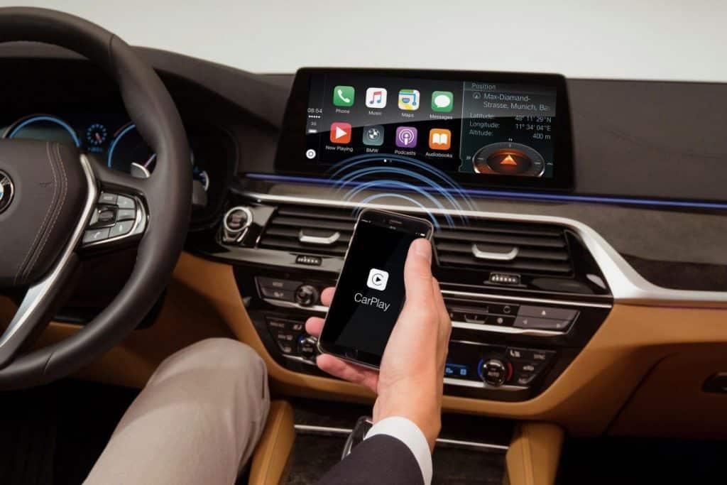 CarPlay v BMW bude stáť 80$ ročne. Je to prvé predplatné za túto službu vôbec. - svetapple.sk