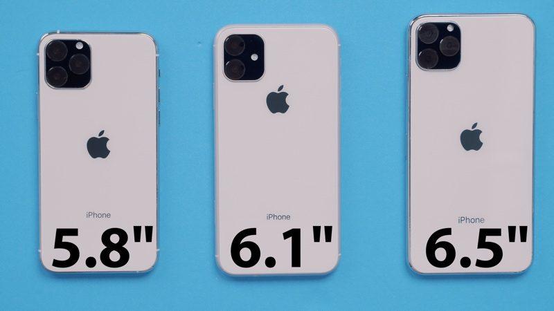 Kvalitné makety iPhonu 11 ukazujú fotoaparáty tak ako budú vyzerať. - svetapple.sk