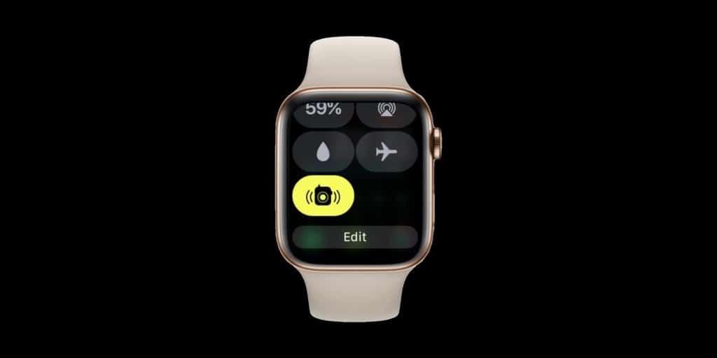Návod - Ako prispôsobiť ovládacie centrum v Apple Watch? - svetapple.sk