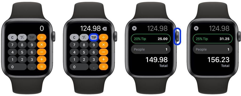 Návod - Apple Watch a WatchOS 6 prinášajú kalkulačku. Ako ju používať? - svetapple.sk