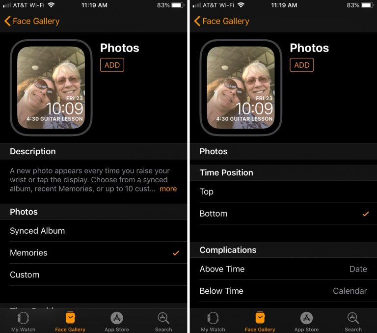 Návod - Vytvorte si ciferník na Apple Watch z vlastnej fotografie. - svetapple.sk