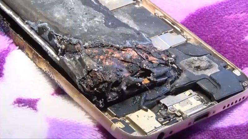 iPhone 6 skoro vybuchol len 11 ročnému dievčaťu v ruke. - svetapple.sk