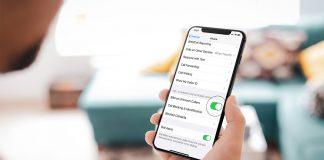 Ako funguje funkcia stíšiť neznáme hovory v iOS 13? - svetapple.sk