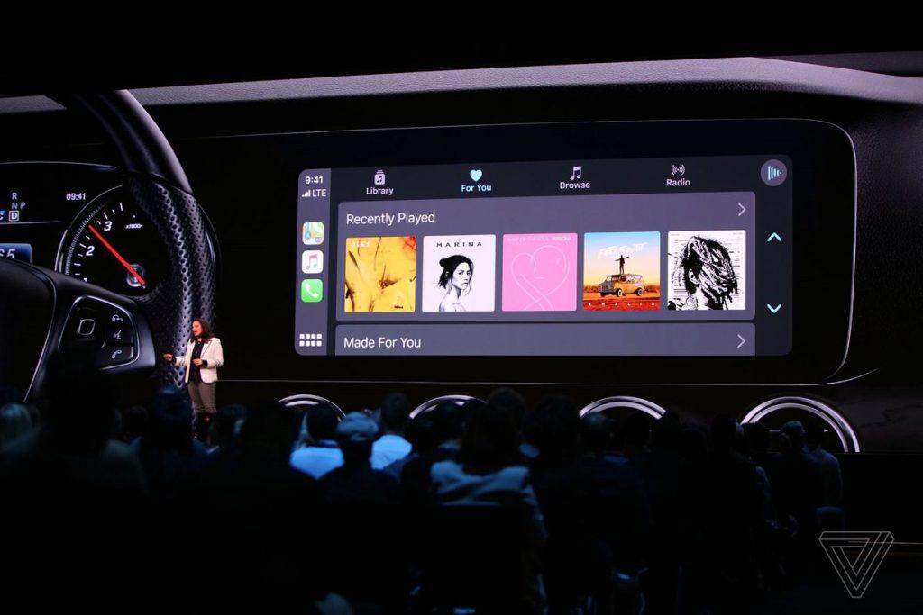 Apple Music ako natívna aplikácia v autách. Prvé sa už pripravuje. - svetapple.sk