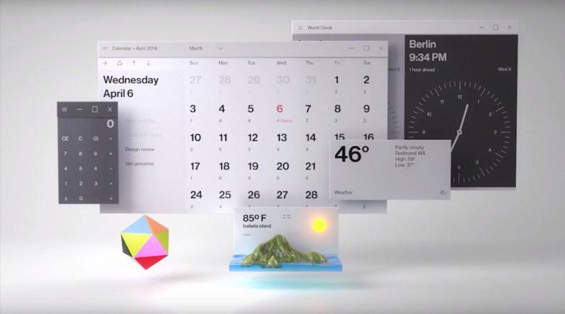 Dizajn aplikácia Skype pre iOS je omnoho modernejší. Microsoft použil Fluent Design.