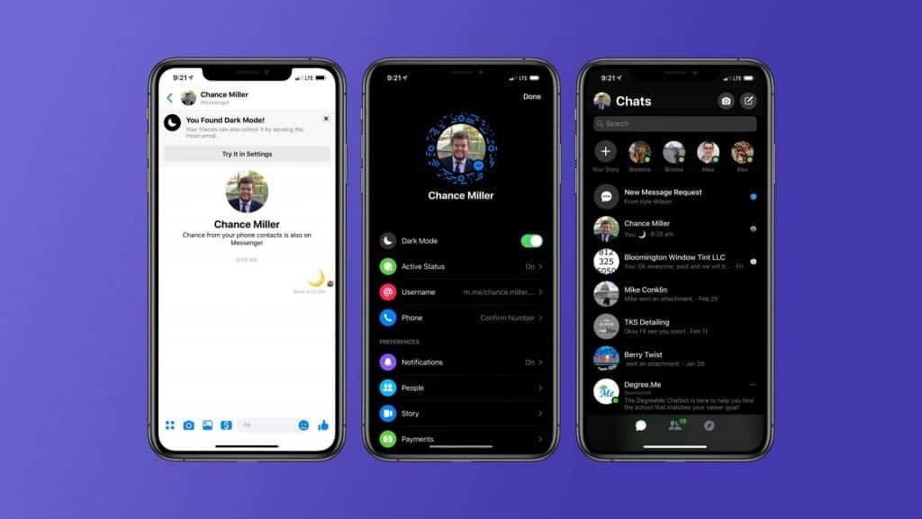 Facebook bude mať Dark Mode aj vo svojej aplikácii - svetapple.sk