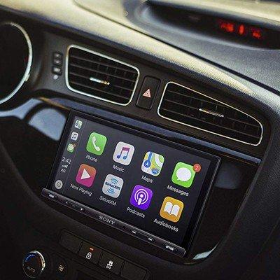 Moderné rádio SONY s CarPlay do vášho auta za dostupnú cenu - svetapple.sk