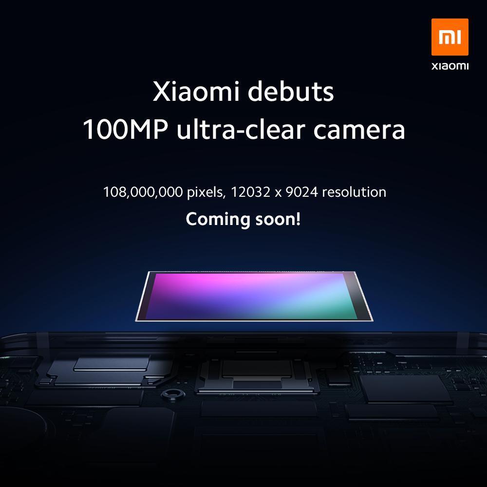 Samsung predstavil fotoaparát so 108 MPx. Ponúka ho Xiaomi.