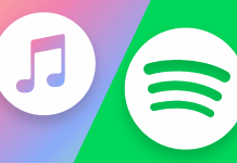 Spotify má skoro raz toľko používateľov ako Apple Music.