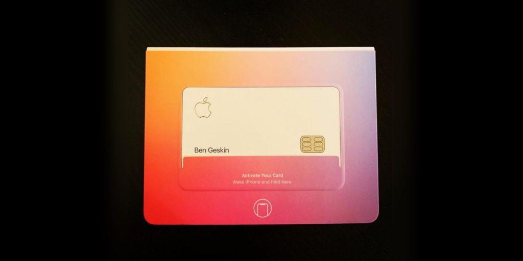 Unboxing- Apple Card, budete mať z toho zážitok tak ako pri inom produkte. - svetapple.sk