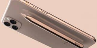 iPhone 11 s podporou Apple Pencil. Takto by mohol vyzerať. - svetapple.sk