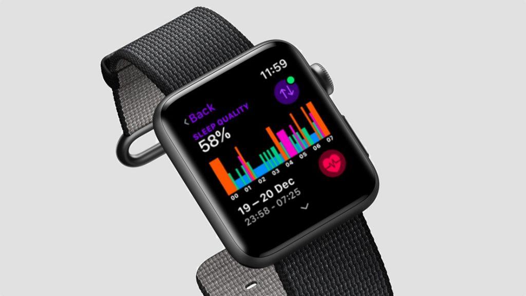 Sledovanie spánku pomocou Apple Watch odhalené: kvalita spánku, správa batérie a ďalšie... - svetapple.sk