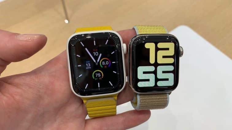 Ako vyzerá always-on displej na Apple Watch Series 5? - svetapple.sk
