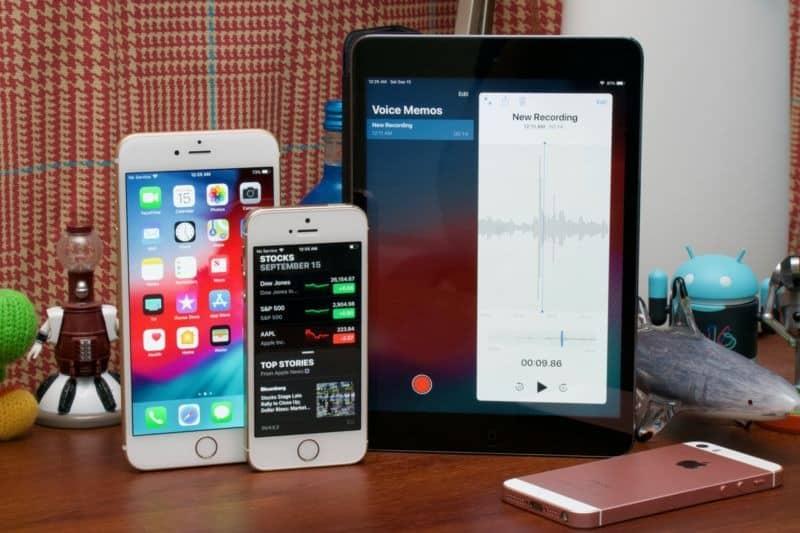 Aktualizácia iOS 12.4.2 je von. Pre všetkých, ktorí nemôžu mať iOS 13. - svetapple.sk