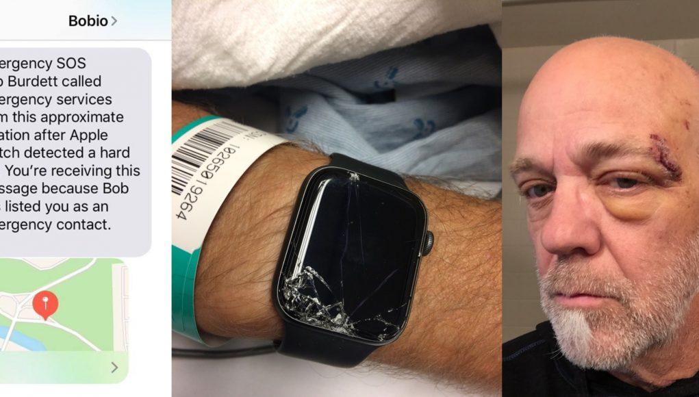 Apple Watch Series 4 opäť raz zachránili život. Pomohla detekcia pádu... - svetapple.sk