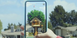 Na budúci mesiac si zahráte Minecraft v rozšírenej realite. Všetko na iOS. - svetapple.sk