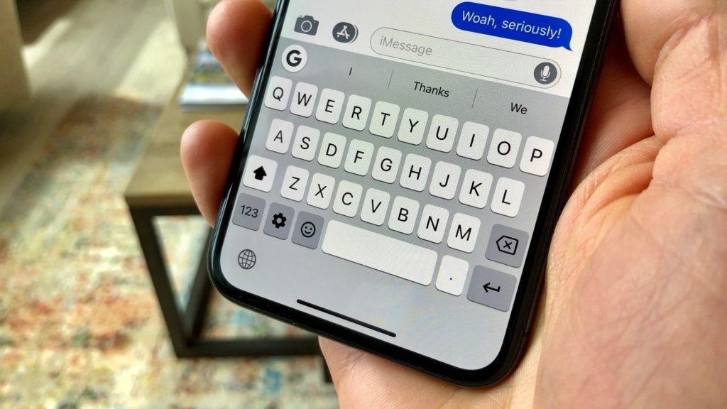 Neviete sa pohybovať v texte pri písaní v iOS 13? Takto to funguje po novom. - svetapple.sk
