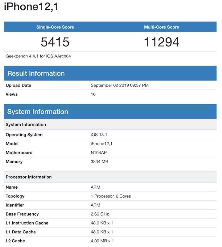 Poznáme výkon iPhonu 11, nástupca modelu XR. - svetapple.sk