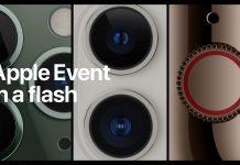 Pozrite si včerajší Apple Event v 2 minútovom videu. - svetapple.sk