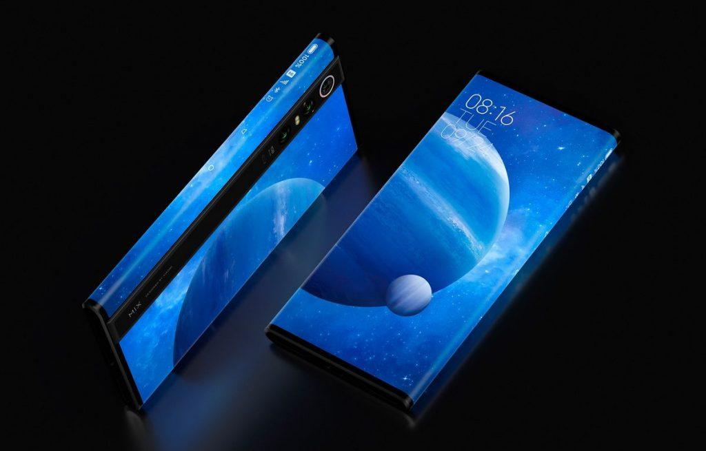 Xiaomi predstavilo smartfón za viac ako 2500€. Má displej skoro na celom tele. - svetapple.sk