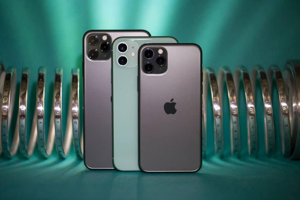 iPhone 11 Pro 5,8 je najodolnejší tohtoročný model. - svetapple.sk