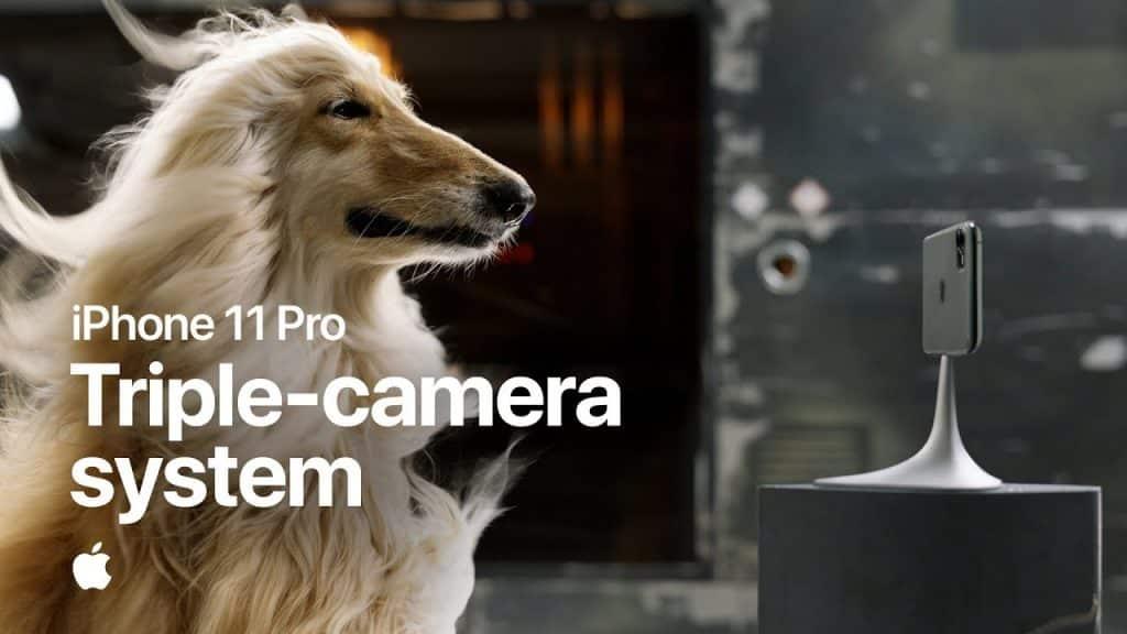 iPhone 11 Pro a jeho dokonalý fotoaparát v novej vtipnej reklame od Apple. - svetapple.sk