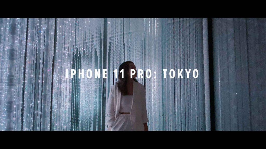 iPhone 11 Pro na potulkách Tokiom v 4K. Pozrite sa na fantastické zábery. - svetapple.sk